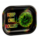 Dreh-Tablett - Keep One Rolled - mini