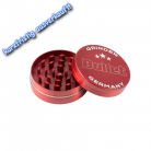 Metall Grinder - Ø 50mm - rot